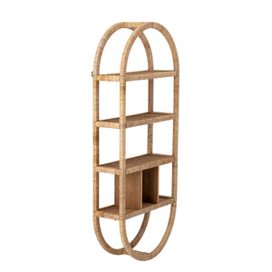 "Shelf ""Neha"" rattan"