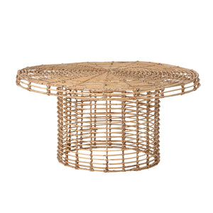 "Coffee table ""Abena"" rattan"