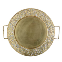 Afbeelding in Gallery-weergave laden, Tray, brass