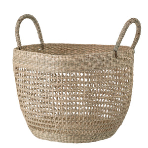 Basket, seagrass