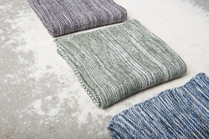 Kitchen cloth melange knit