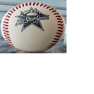 Staten Island Yankees 2019 New York Penn League All-Star Game Baseball
