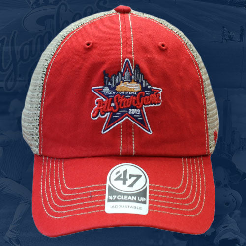 Staten Island Yankees '47 2019 All-Star Trucker Hat