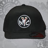Staten Island Pizza Rats OC Sports NYC Token Flex Fit Cap