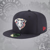 Staten Island Pizza Rats New Era Rat Head 59FIFTY Fitted Cap