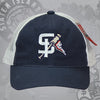 Staten Island Pizza Rats OC Sports Pennant Adjustable Cap