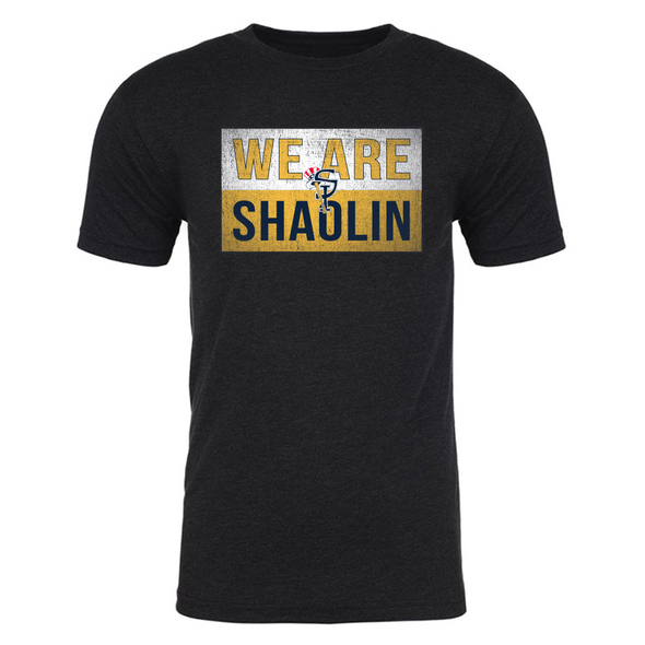 Staten Island Yankees We Are Shaolin T-Shirt - PRE-ORDER