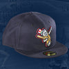 Staten Island Yankees New Era 59FIFTY Fitted Cannoli Cap
