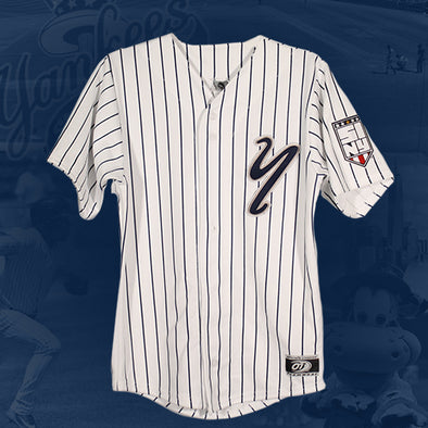 Staten Island Yankees Youth Home Jersey