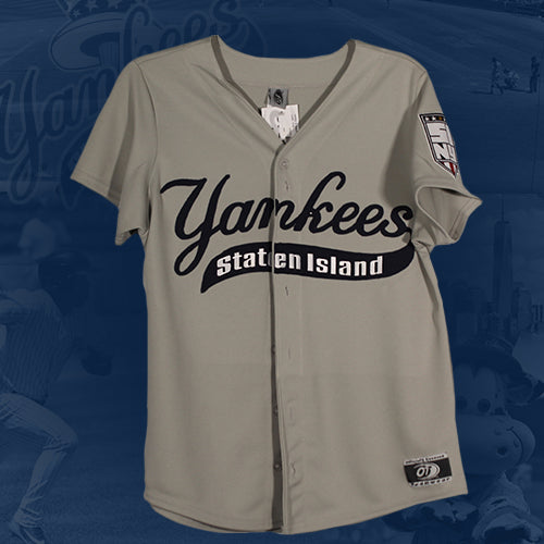 Staten Island Yankees Ladies Road Jersey