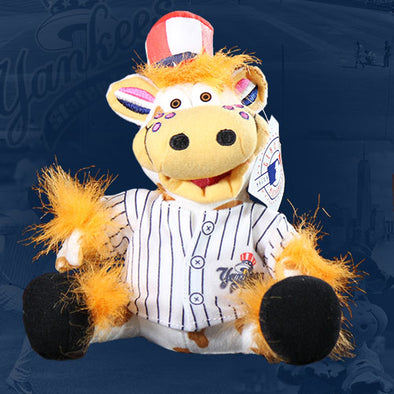 Staten Island Yankees Scooter Plush Doll