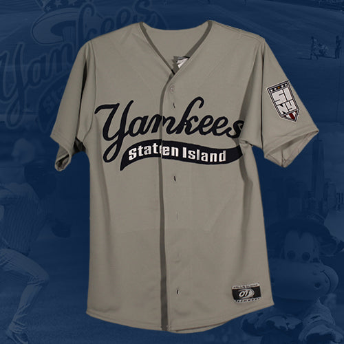 Staten Island Yankees Youth Road Jersey