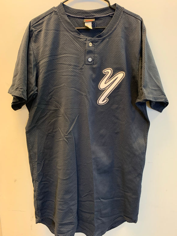 Staten Island Yankees Batting Practice Used Jersey #36 (Size 46)