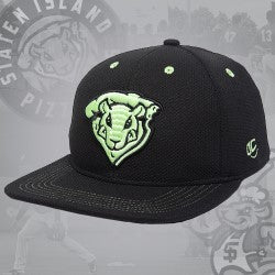 Staten Island Pizza Rats, Rat Head Glow in the Dark Kids Snapback