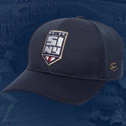 OC Sports Staten Island Yankees Away Logo Velcro Strap Hat