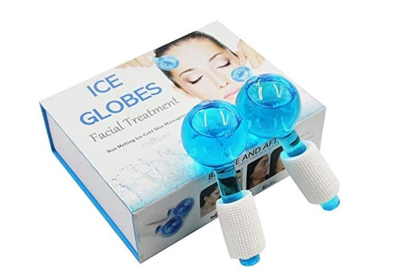 Ice Globes (Facial Treatment)
