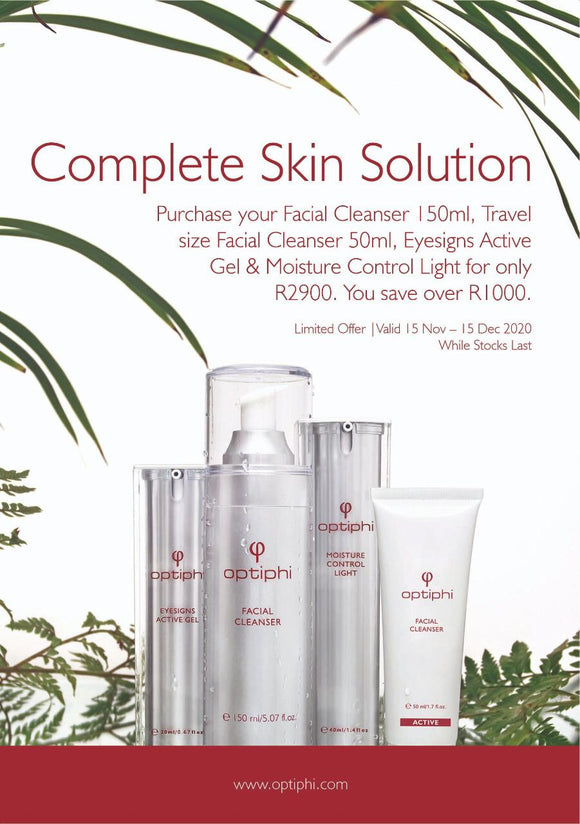 Optiphi Complete Skin Solutions