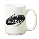Battle of the Blades Mug