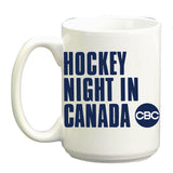 Hockey Night in Canada He Shoots He Scores Mug