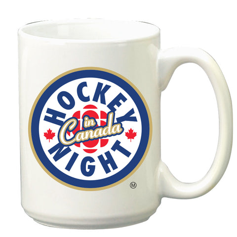 Hockey Night in Canada Logo Mug