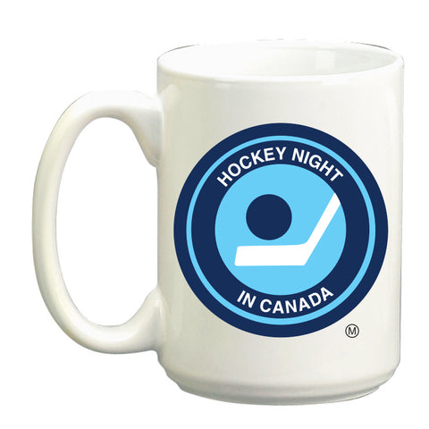 Hockey Night in Canada Retro Logo Mug