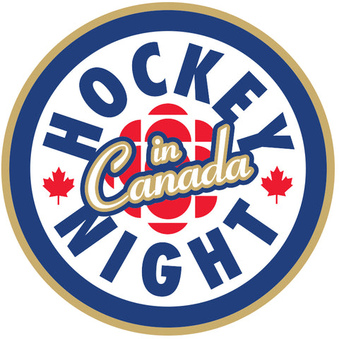 Hockey Night in Canada Cutting Board - Logo