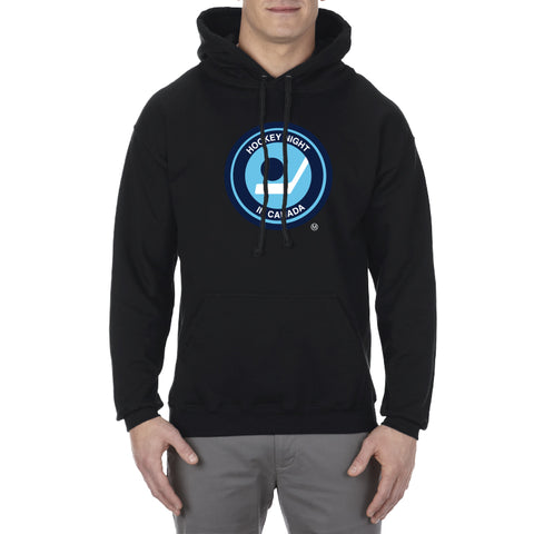 Hockey Night in Canada - Men's Hoodie with Retro Logo