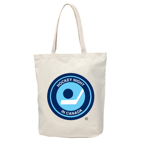 Hockey Night in Canada - Canvas Tote Bag - Retro Logo