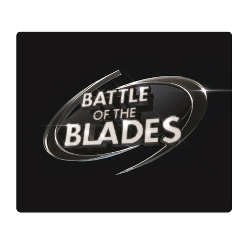Battle of the Blades Mouse Pad