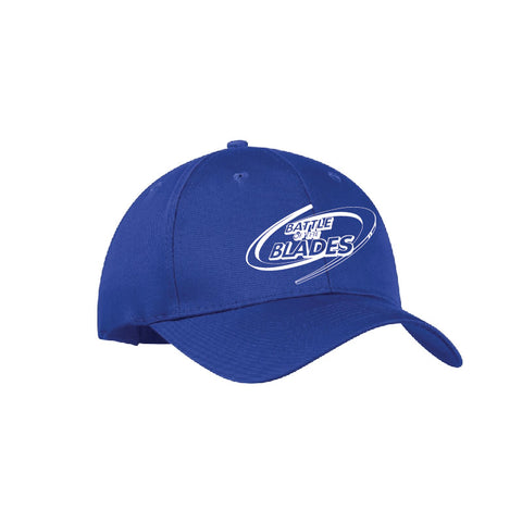 Battle of the Blades Youth Cap - Royal