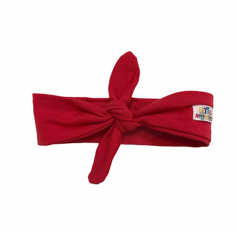 Knot Headbands - Red