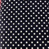 Printed Crib Sheets Fitted Dots - Medium - 940 x 660 x 140mm