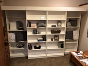 Slider Bookcase