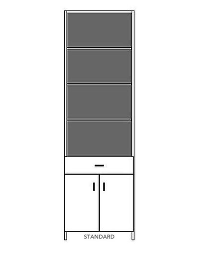 Murphy Bed Side Cabinets