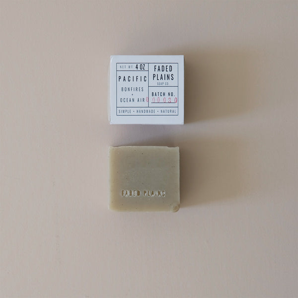 Pacific Small Batch Soap