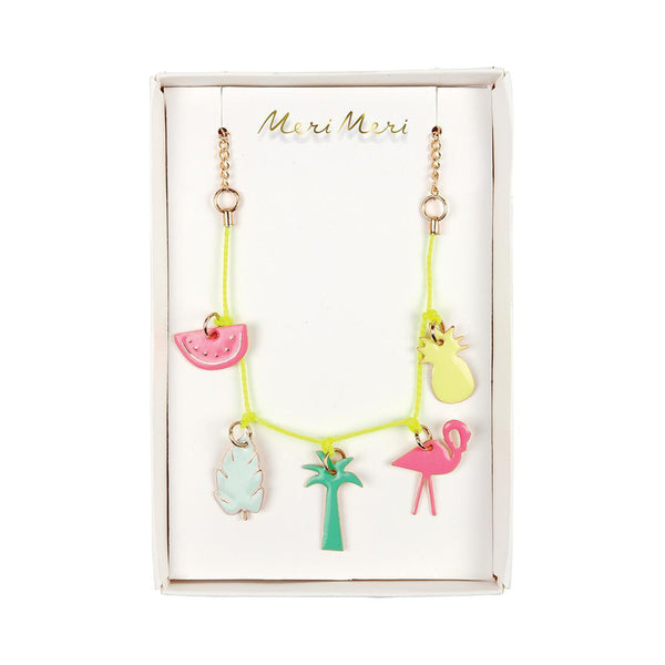 Tropical Charm Necklace