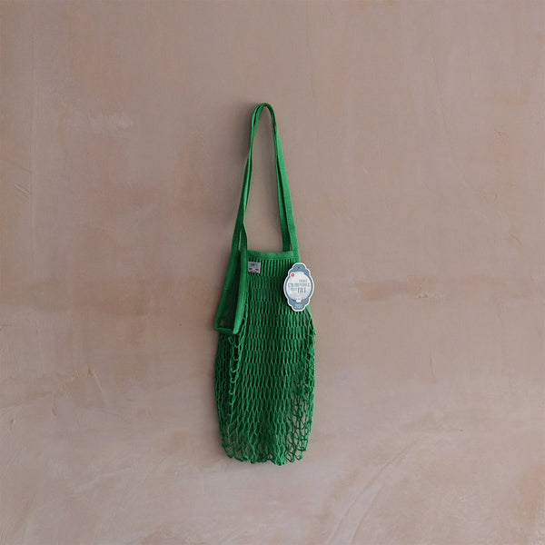 French Market Bag Apple Green