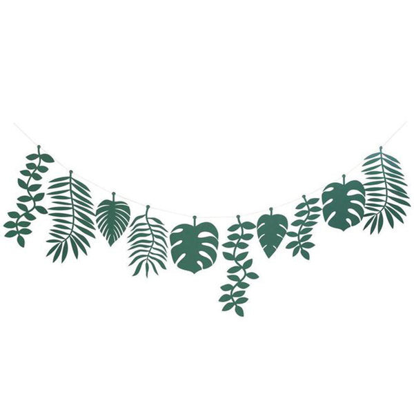 Green Foliage Garland