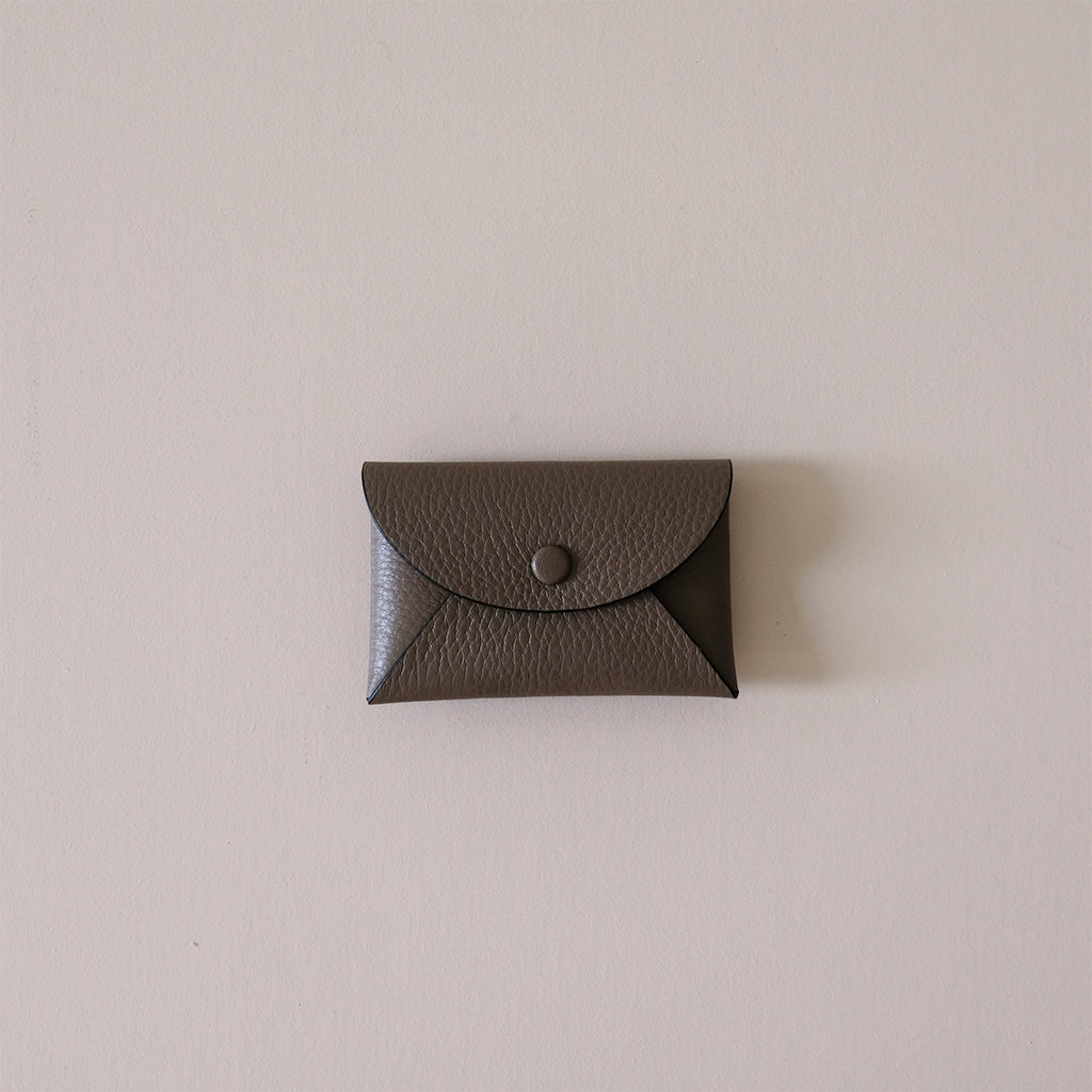 Envelope Card Case Porcini