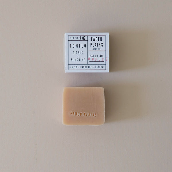 Pomelo Small Batch Soap