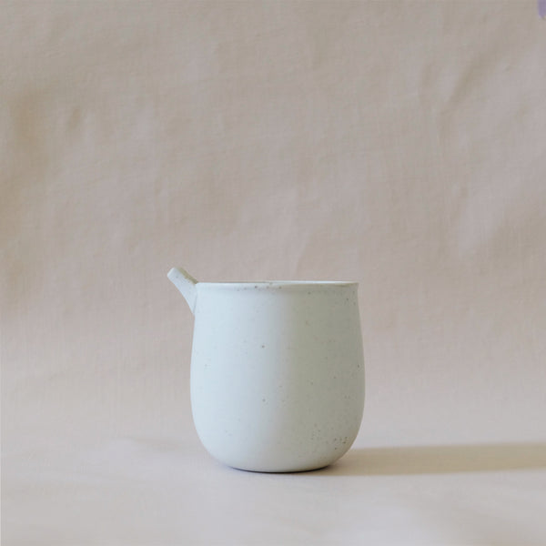 Ozu Ceramic Salt Creamer