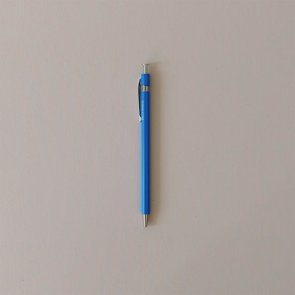 Wood Ball Pen Sky Blue