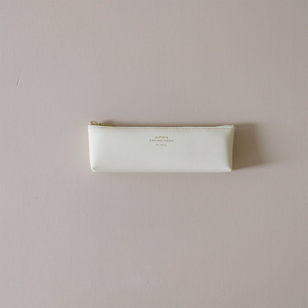 Quitterie Pen Case Cream