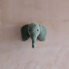 Velvet Elephant Head Mint