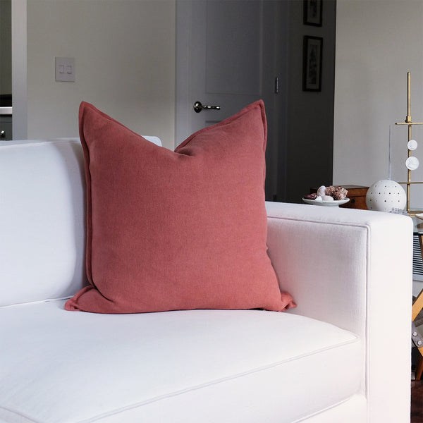 Simone Terracotta Pillow