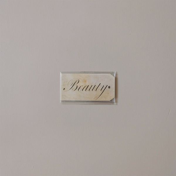 Beauty Gift Tag (Pack of 5)