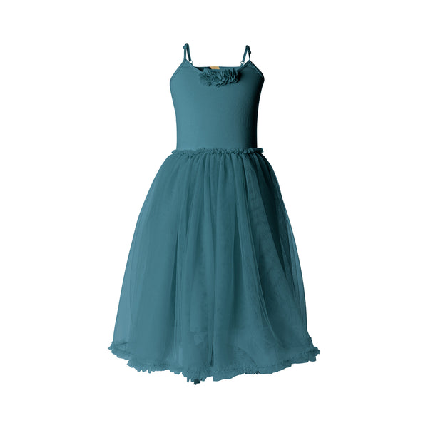 Ballerina Dress Teal