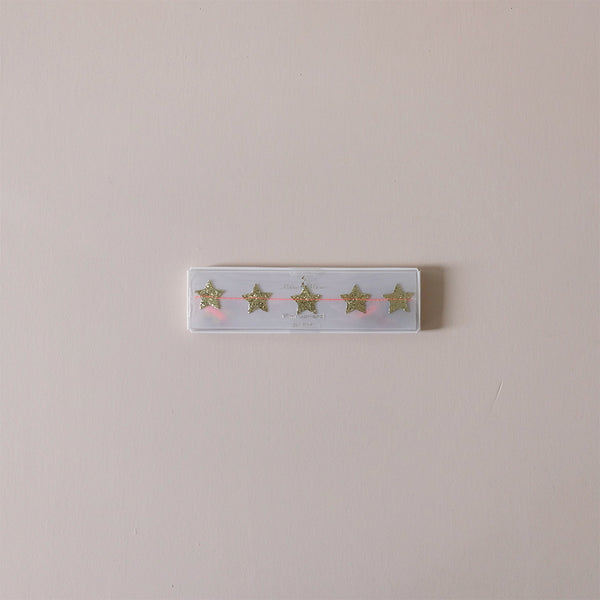 Gold Mini Star Garland