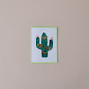 Piñata Cactus Note Card