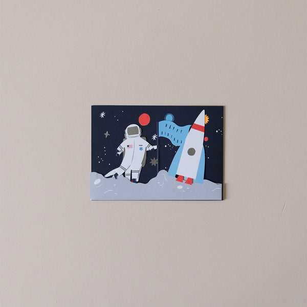 Space Note Card